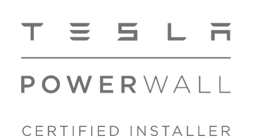 3-Powerwall Certified Installer Logo